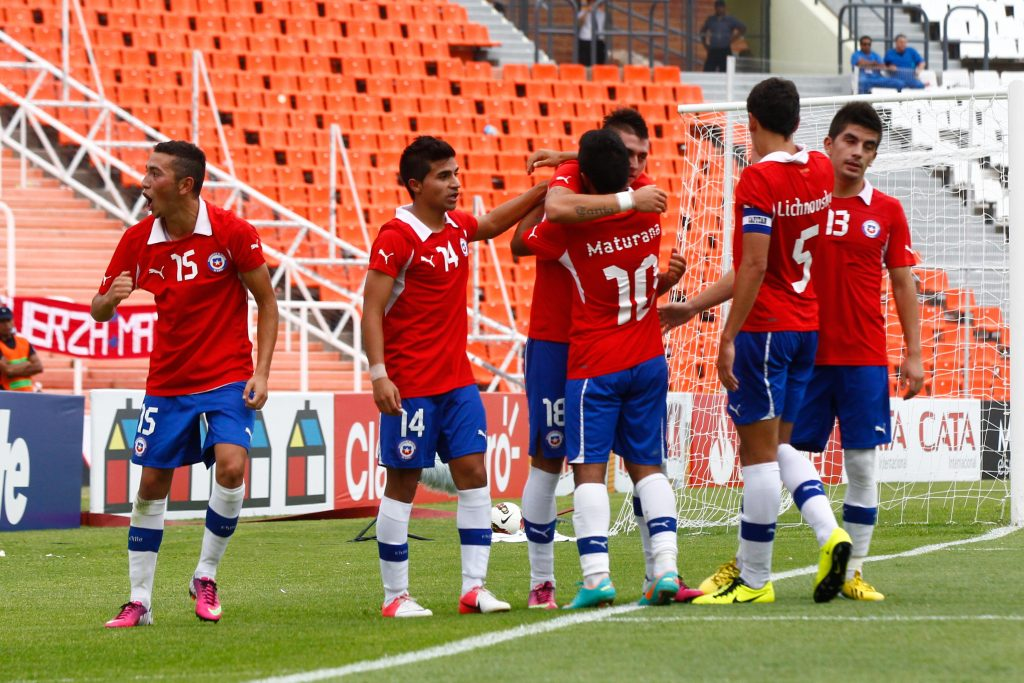 Chile Colombia Sub 20