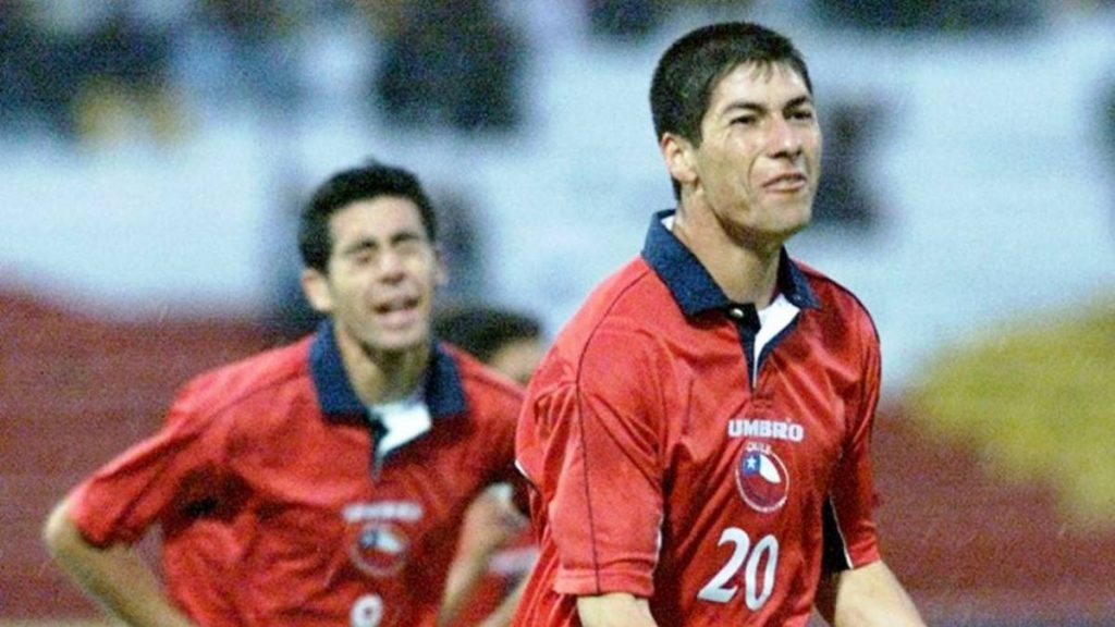 Chile Sub 20 2001