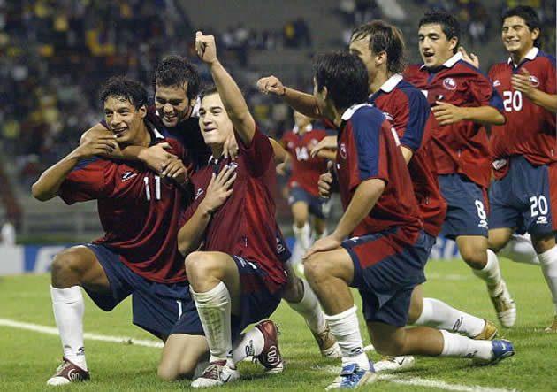 Chile Sub 20 2005