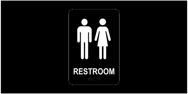 Restroom unisex