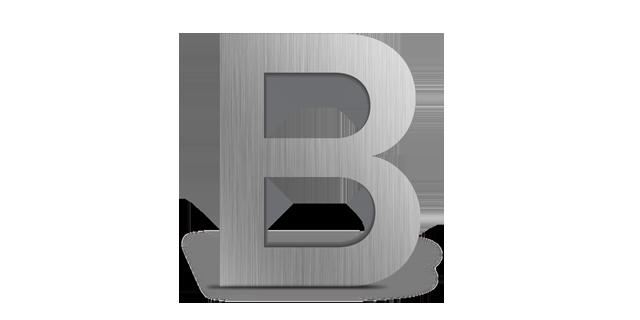 Silver b flat sml