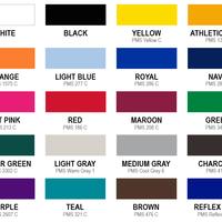 Lanyard colors