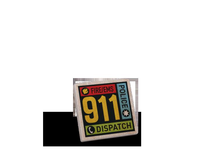 Tiles 2x2 911 lrg