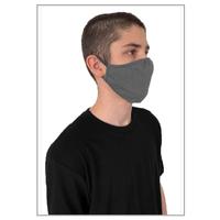Face masks heather large