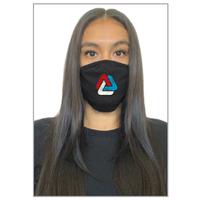 Face masks black large