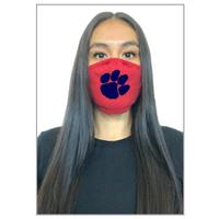 Face masks red large