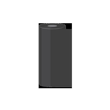 "3"" x 1,181' Datamax Wax Thermal Transfer Ribbons"