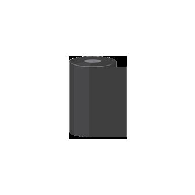 """4.33"""" x 1,345' Sato Wax Thermal Transfer Ribbons"""