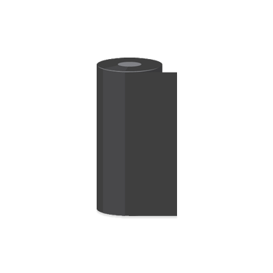"6.5"" x 1,181' Datamax Wax Thermal Transfer Ribbons"