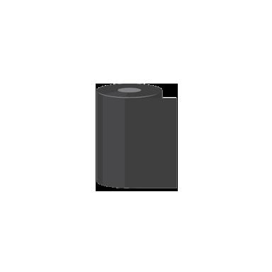 """2.36"""" x 1,345' Sato Wax Thermal Transfer Ribbons"""