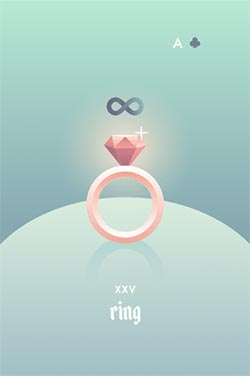 The Ring - Best Love Lenormand Cards to Get in a Lenormand Reading