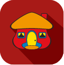 Logo del aplicativo Davivienda Móvil