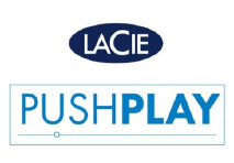 LaCie PUSHPLAY