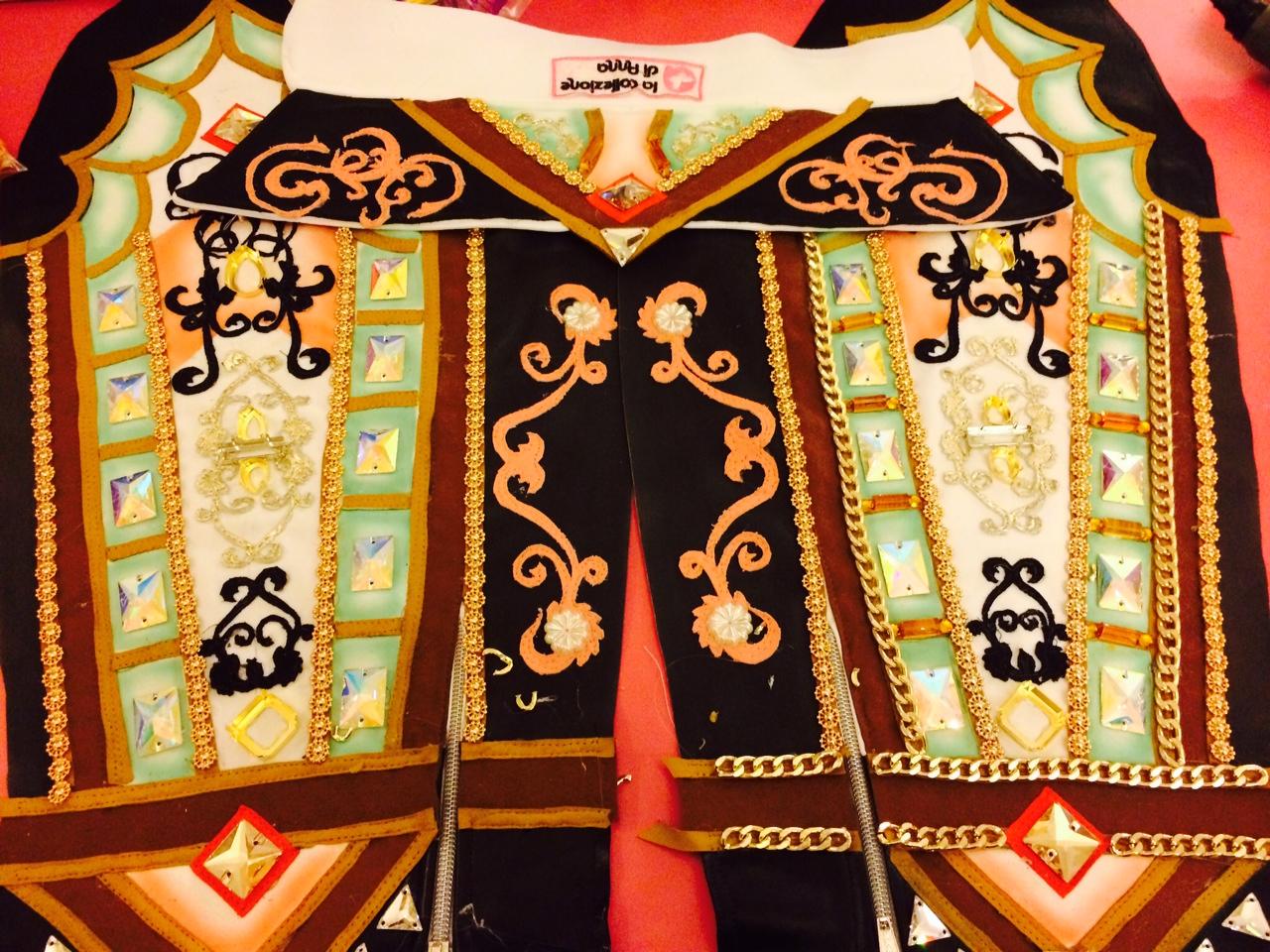 Custom jacket making of 1