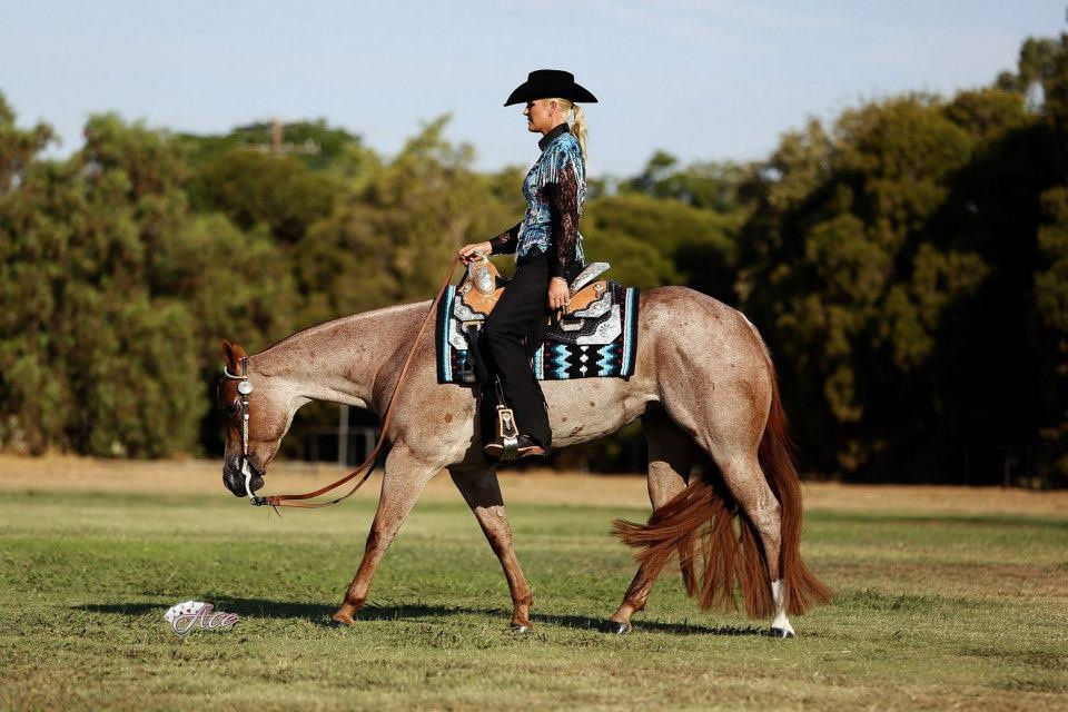 Good ride girl wins big at the summer sizzler 1