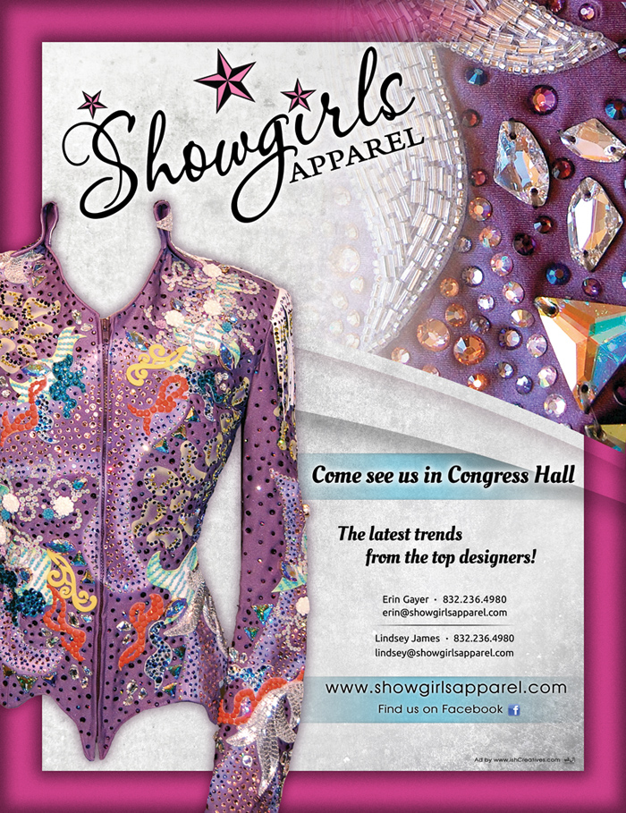 Showgirls apparel congress ad 0