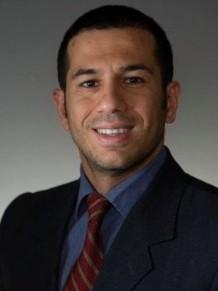 Photo of Dr. Arash Hajjam