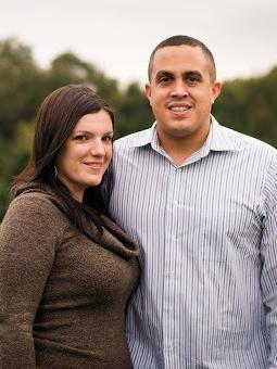 Photo of Renee Schmidt and Jon Rivera