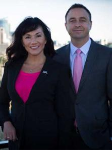 Photo of Tatyana and Aaron Storck