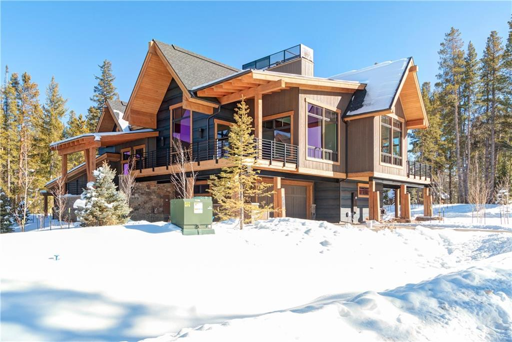 Image - 76  Cucumber Creek Drive Breckenridge, CO 80424 - MLS# S1023275
