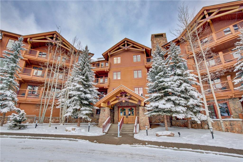 Image - 50  Mountain Thunder Drive  1211, Unit 1211 Breckenridge, CO 80424 - MLS# S1023298