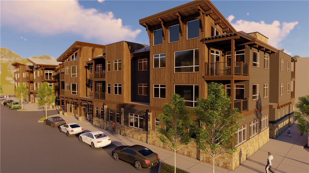 Image - 37 W 4th Street  204, Unit 204 Silverthorne, CO 80498 - MLS# S1023437