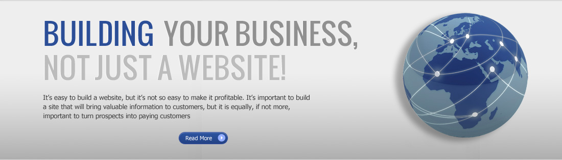 buidling your business, not just website