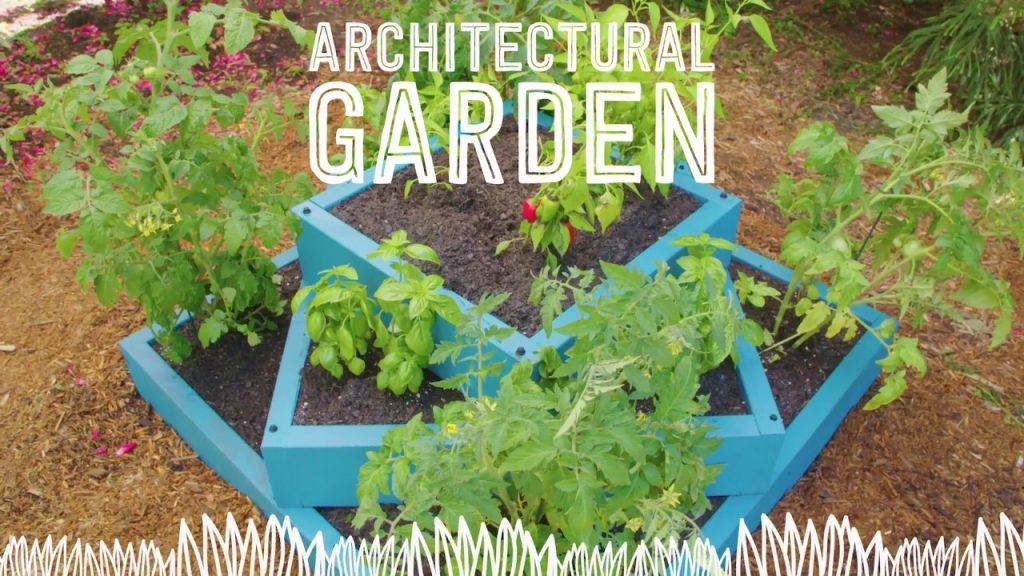 DIY Architectural Garden – Way to Grow – HGTV