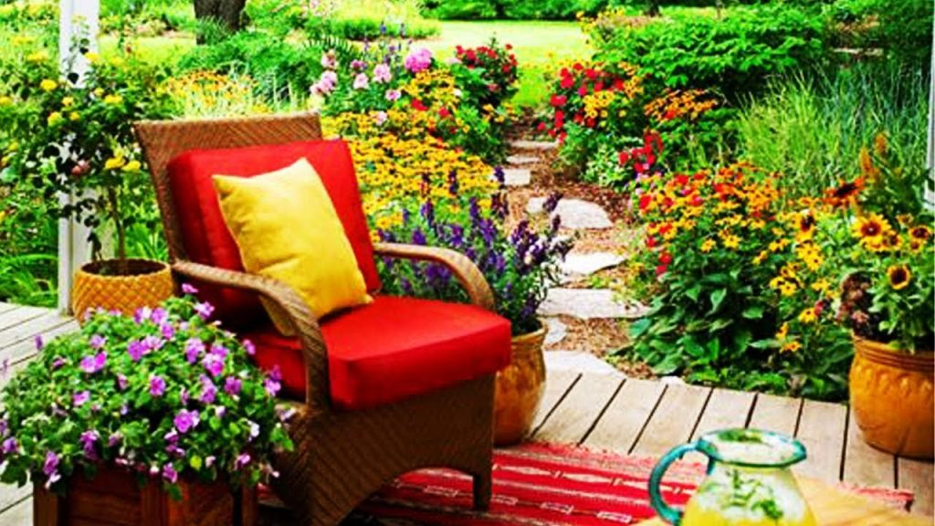 100+ Clever Ways To Decorate Your Dream Backyard   Creative Landscape Ideas