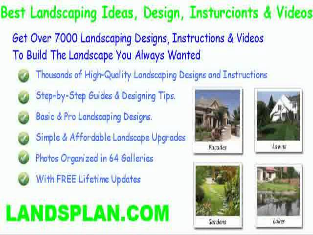 backyard ideas for small yards landscaping