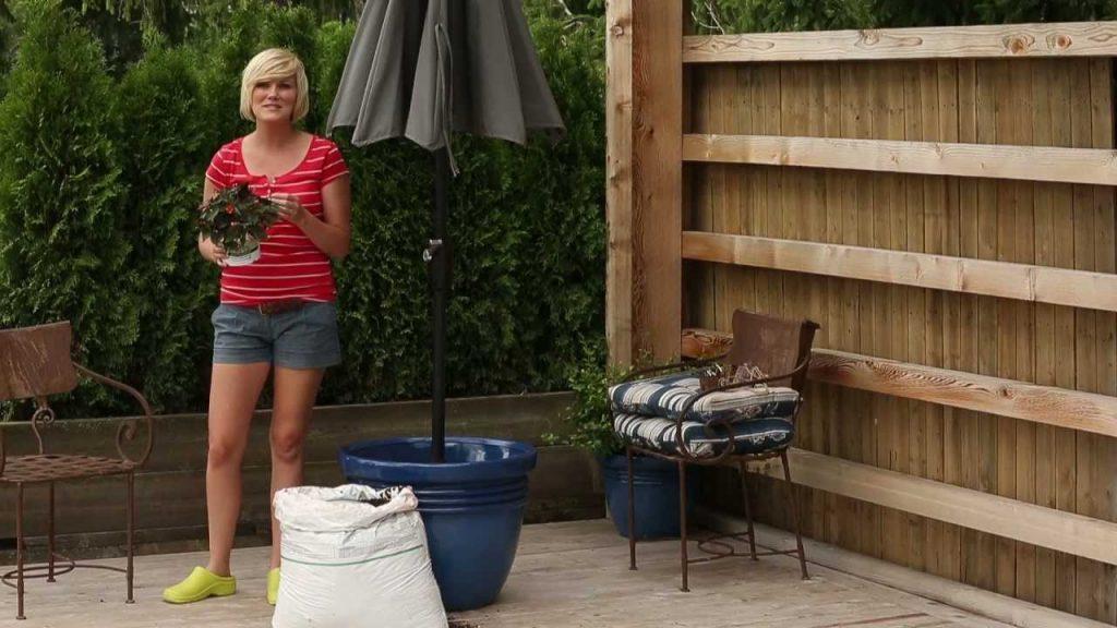 Shade Umbrella Garden – Burpee Garden Projects