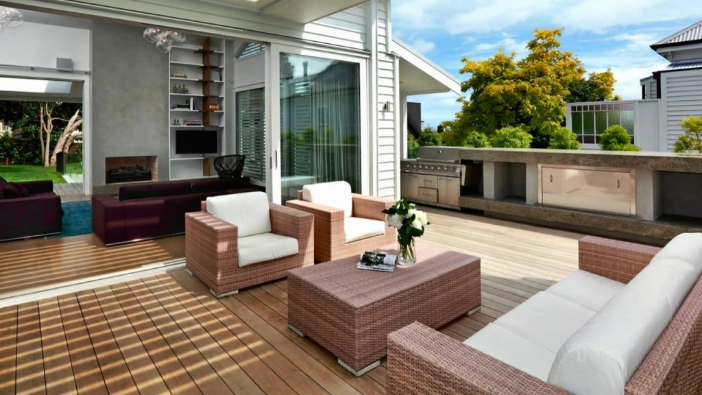 100+ Beautiful Patio, Deck and Backyard Design Ideas