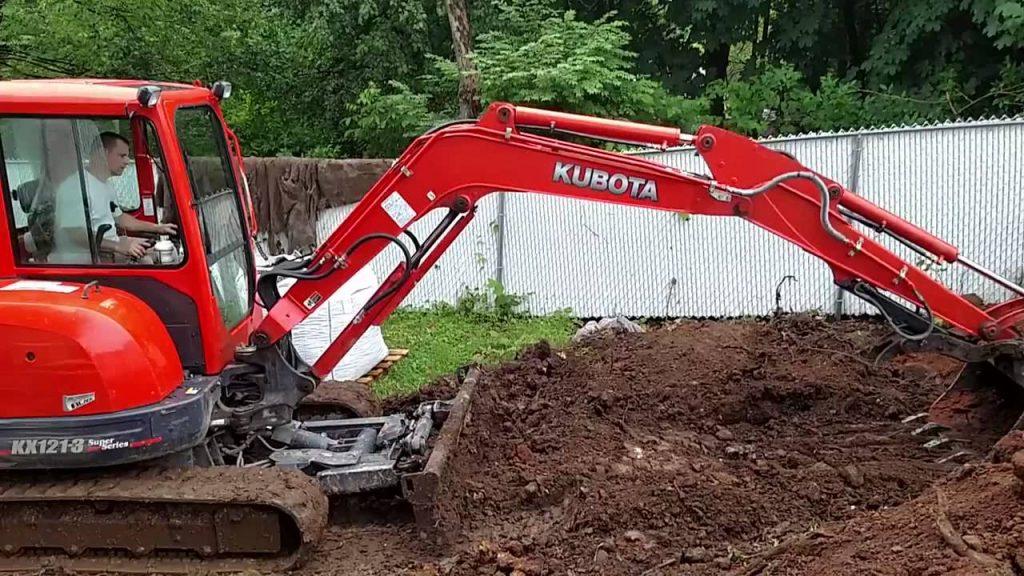 Excavation Landscaping Basement Waterproofing Contractor | Backyard Ideas