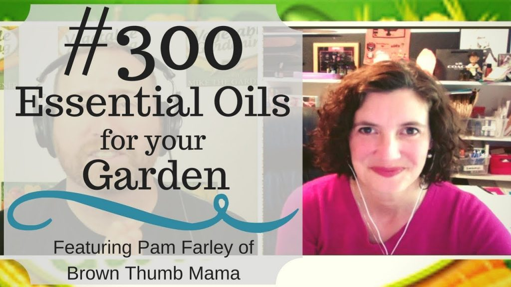 #300: How to Use Essential Oils to Keep Cats Out of Your Vegetable Garden with Expert Pam Farley