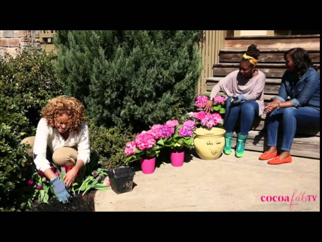 Organized Home #16: Plan a Spring Garden Planting Party with Girlfriends