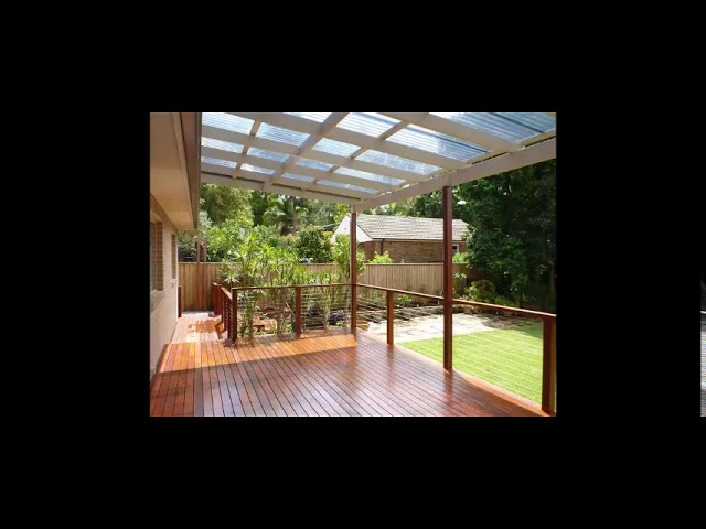 Backyard ideas australia