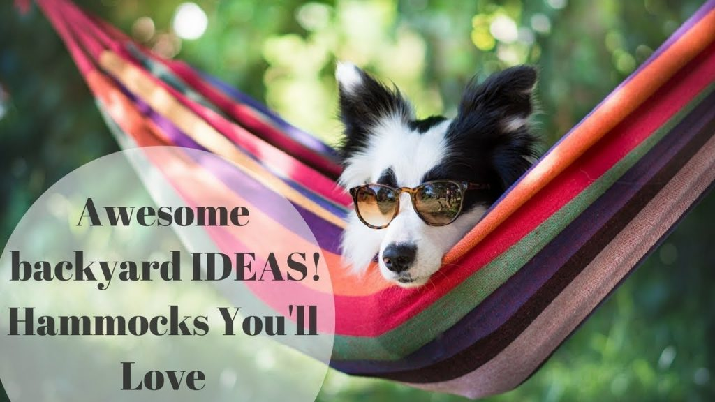 Awesome  backyard ideas! Hammocks You'll Love