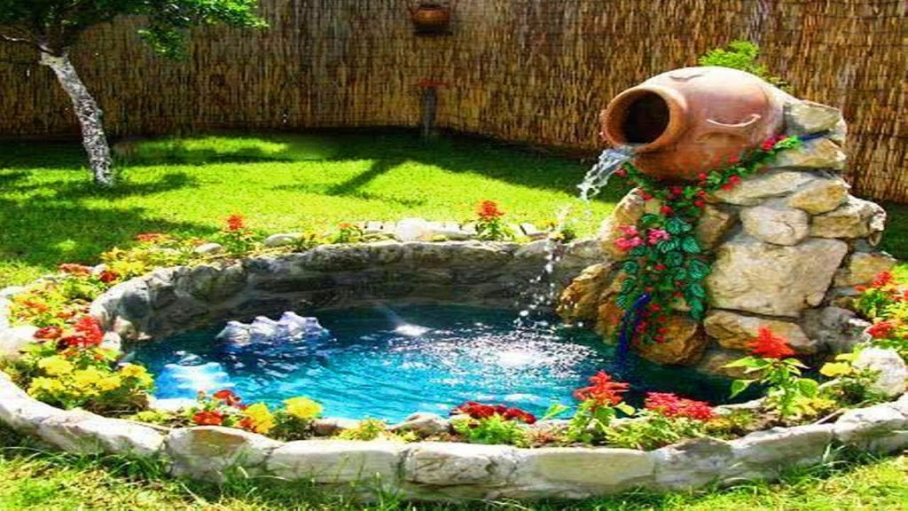 Unique 20 Water Garden and Backyard Gardening Ideas 2017 | Garden beautification ideas