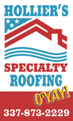 Hollier's Specialty Roofing, Inc.