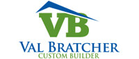 Website for Val Bratcher Builder, LLC