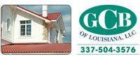 Website for GCB of Louisiana