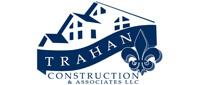 Website for Trahan Construction & Associates, LLC