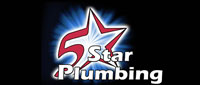 Website for A 5 Star Plumbing Company, LLC