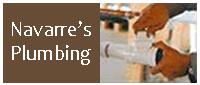 Website for Navarre's Plumbing LLC