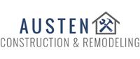 Website for Austen's Construction & Remodeling LLC