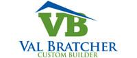 Website for Val Bratcher Builder, LLC