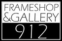 Website for The Frame Shop Gallery 912