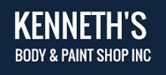 Website for Kenneth's Body & Paint Shop, Inc.