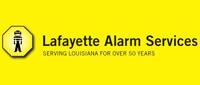 Website for Lafayette Alarm Services