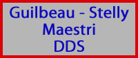 Website for Drs. Kenneth Guilbeau, Phillip L. Stelly, Jeffery M. Maestri, DDS